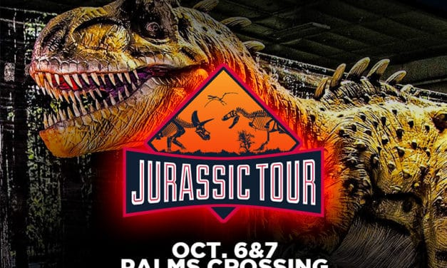 Win Tickets to Jurassic Tour!