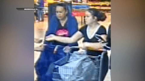 Women Of Interest Wanted In Connection To Theft Case
