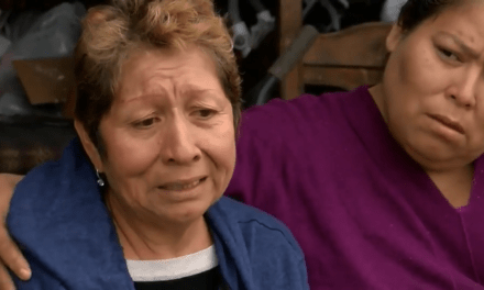 Strong Winds Damage Woman's Home, Hidalgo County Officials Help Out