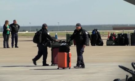 Laredo CBP Officers Deployed To California