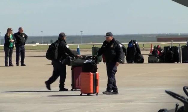 Laredo CBP Officers Deployed To California