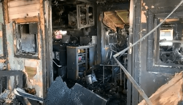 San Benito Family Loses Everything In House Fire