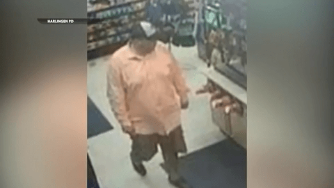 Suspect Wanted in Connection to a Harlingen Robbery