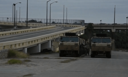 Troops Arrive To Laredo Border, Possible Arrival Of Migrant Caravan