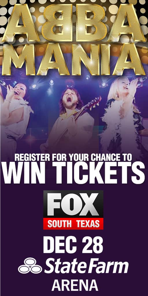 Register for your chance to win tickets to experience ABBA Mania