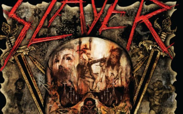Register for your chance to win tickets to see Slayer – Final World Tour