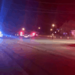 One Adult, Two Children Involved In Auto-Ped Accident