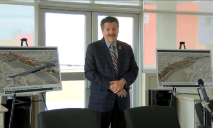 Laredo Officials Propose Bulkhead Wall