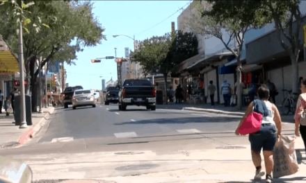 "Officials Discuss ""Vision Zero"" In Laredo"