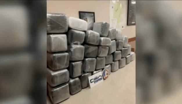 Anonymous Tip Leads To Marijuana Seizure In Laredo