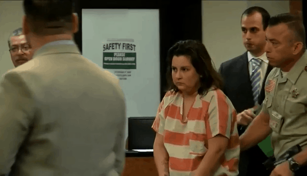 Court Hearing For Mother Found Guilty Of Injury To A Child