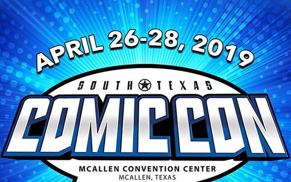 Register for your chance to win tickets to the South Texas Comic Con