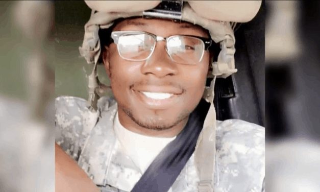 Homicide Victim Identified As Texas National Guard Soldier