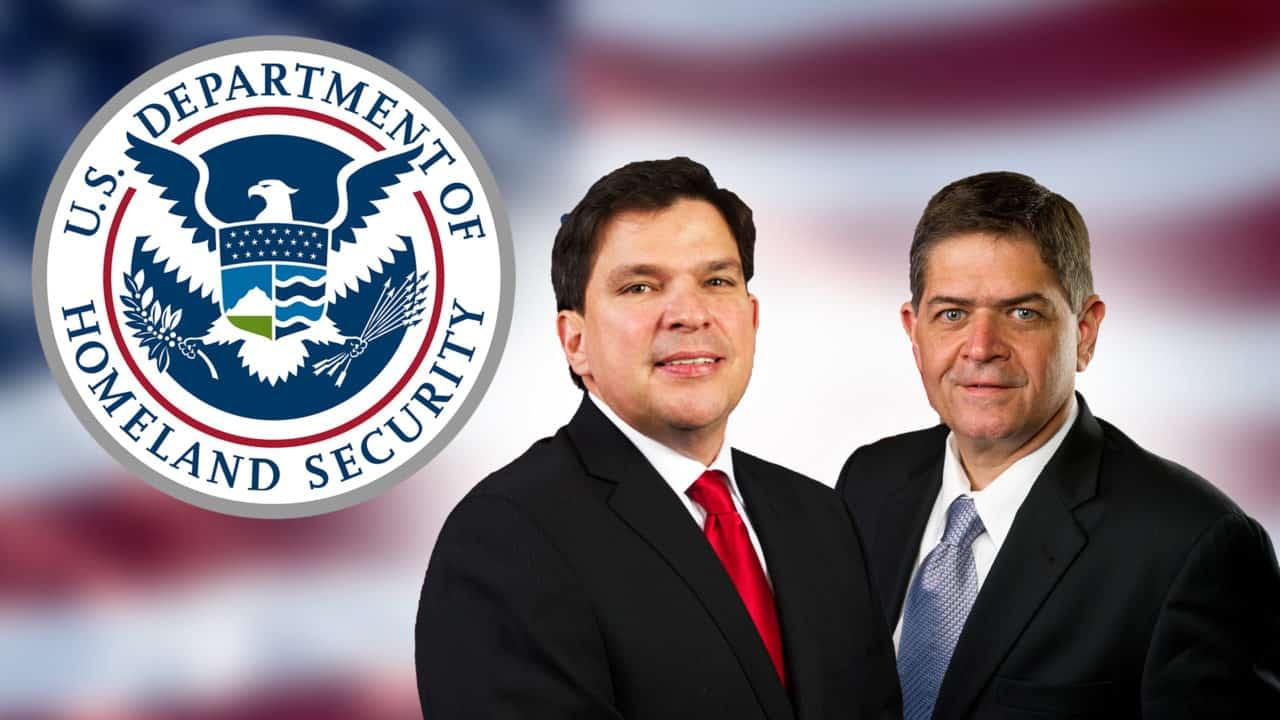 Congressmen Vicente Gonzalez (TX-15) and Filemon Vela (TX-34)