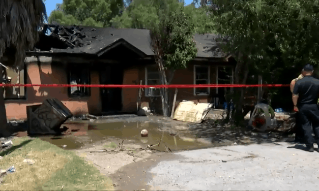 Apartment Complex Fire leaves Three Families Without A Home