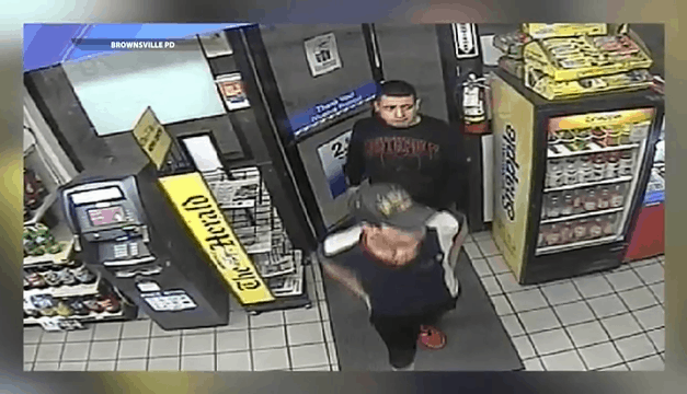 Robbery Suspects Wanted In Brownsville