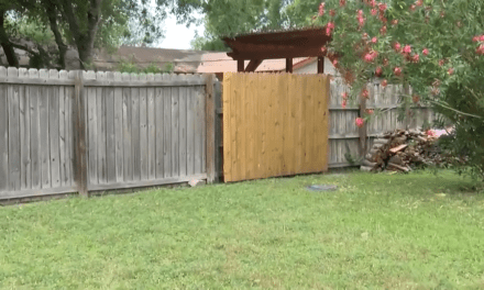 Fence Blocking Alleyway Access Creating Concern