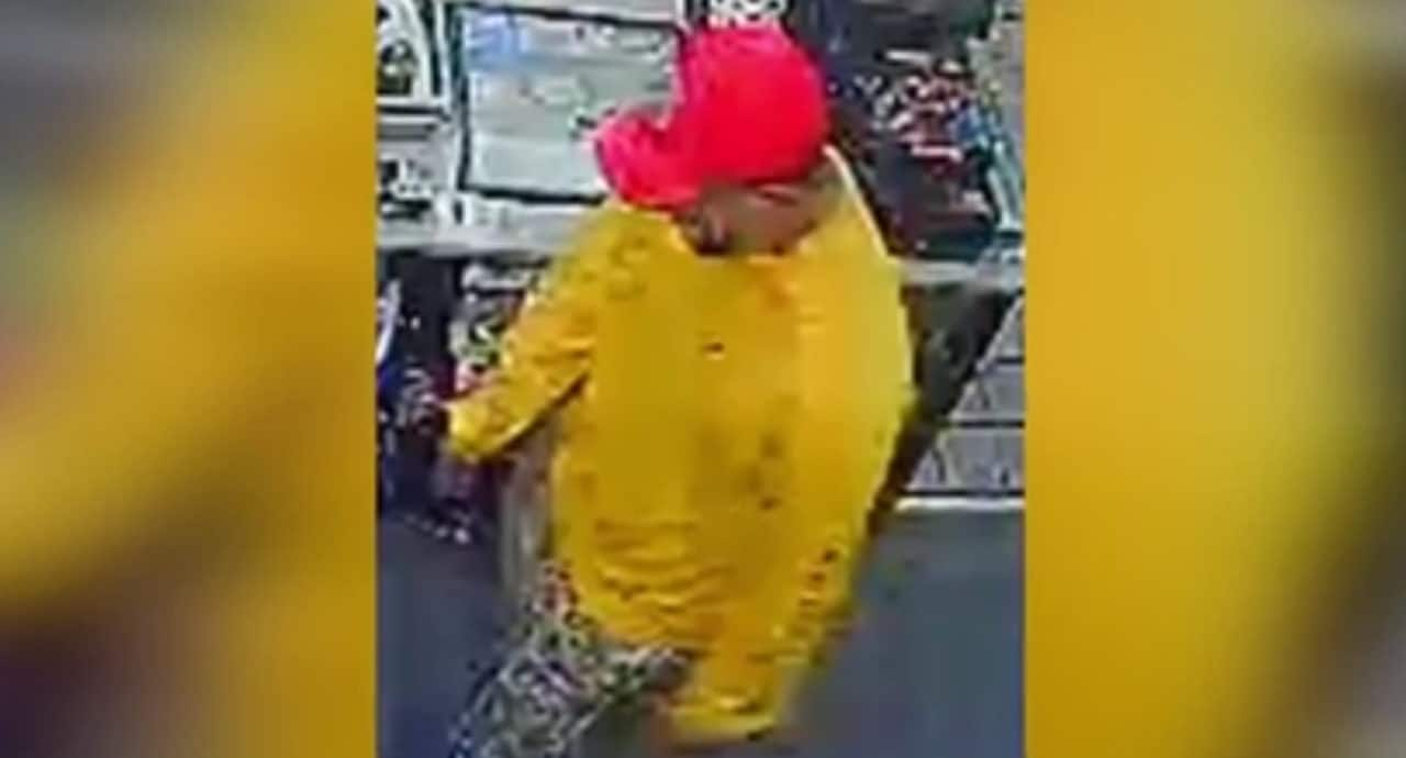 Aggravated Robbery Suspect Wanted In Brownsville