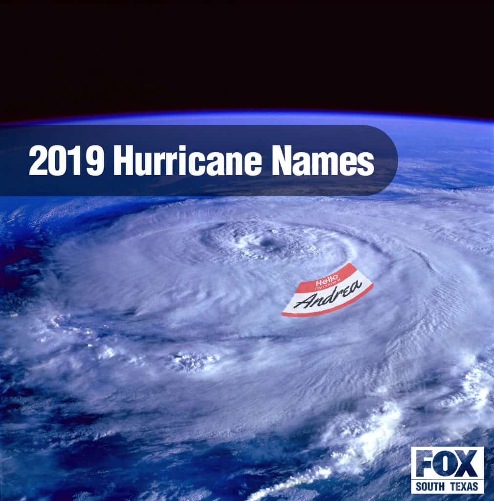 Hurricane Names 1