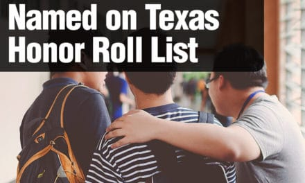 8 McAllen Schools Named on Texas Honor Roll List