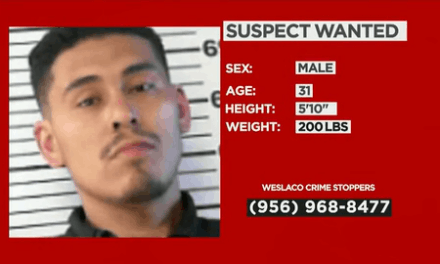 Robbery Suspect Sought In Weslaco