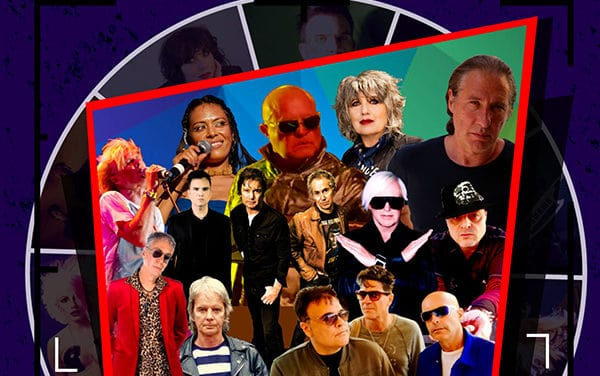 Register for your chance to win tickets to see Lost 80s Live