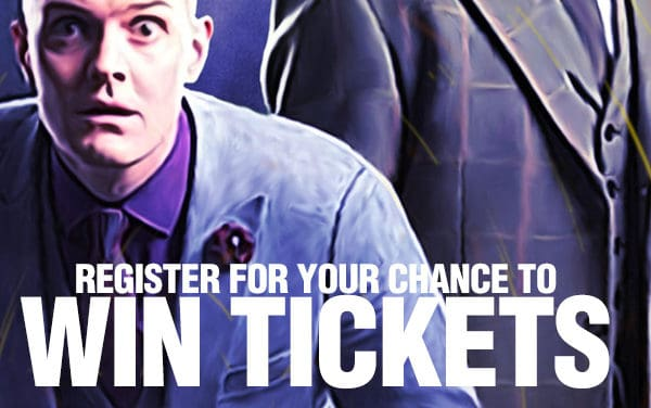 Register for your chance to win tickets to see the Champions of Magic