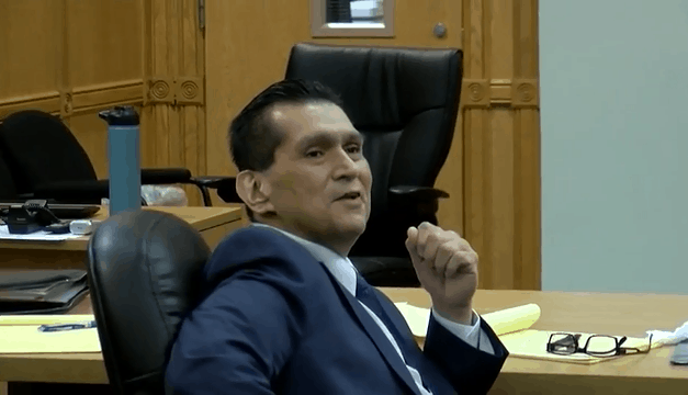 Pharr Police Officers Testify In Murder Trial