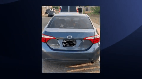 Laredo Woman Arrested For Human Smuggling