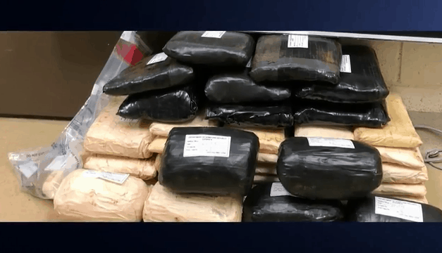 Meth Intercepted By Federal Authorities