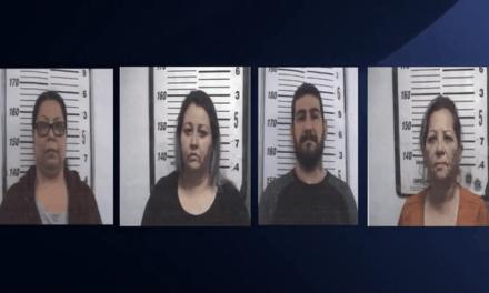 Four People Arrested After Authorities Raid Establishment