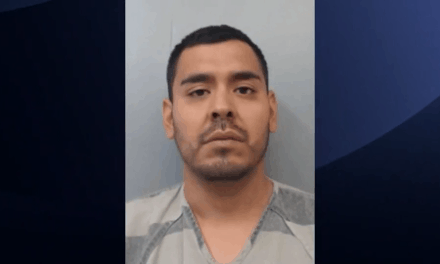 Laredo Man Arrested For assaulting his wife