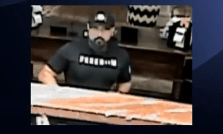McAllen Authorities Search For Bank Robbery Suspect