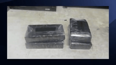 Border Patrol Agents Seize Large Amounts Of Narcotics