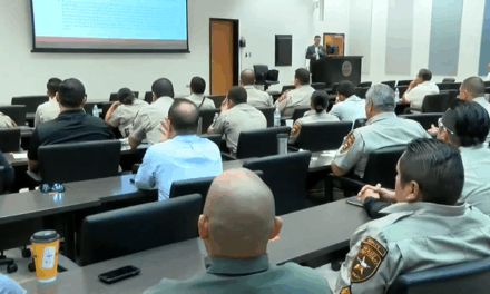 Authorities Attend Border Intel Conference in Webb County