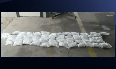 Narcotics Seized By Federal Agents