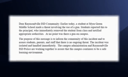 Student Removed From Class After Threat