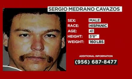 Have you seen this man? Capital Murder Suspect Wanted