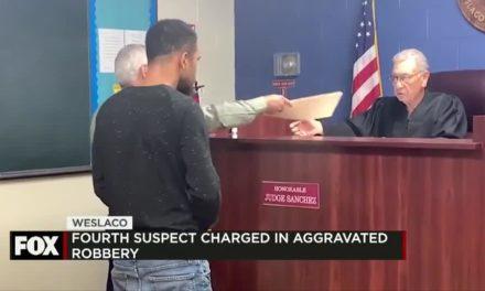 Meat Market Robbers in Custody
