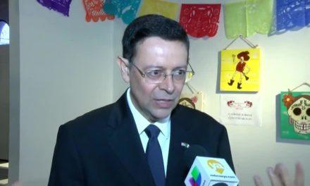 Mexican Consulate host Dia de Los Muertos event