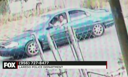 Laredo Police Asking for Your Help to Identify a Car