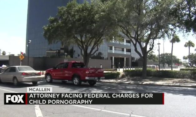 Local Attorney Facing Federal Charges for Child Porn