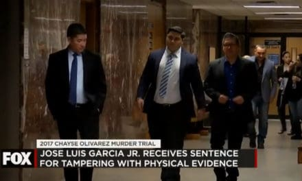 José Luis García Jr sentenced in the Chayse Olivarez Murder Trial