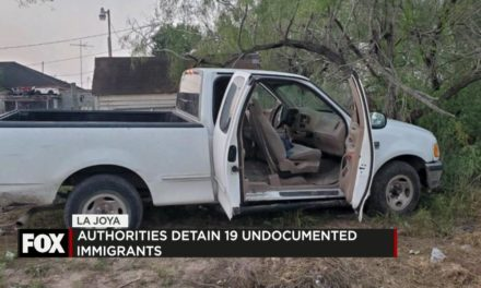 19 undocumented immigrants are rescued after a failed smuggling attempt