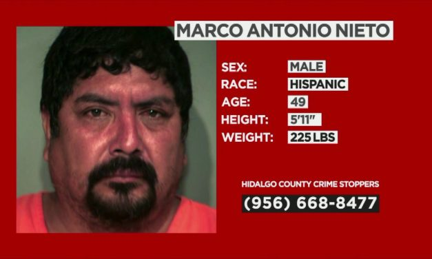 Sexual Assault Suspect Sought in Edinburg