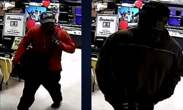 Brownsville Police Search for Robbery Suspects