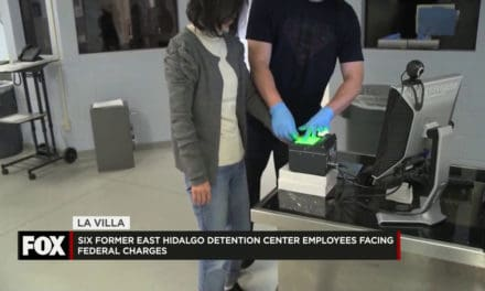 Six Former Detention Center Employees arrested
