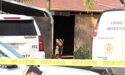 Home invasion shoot-out leaves one dead, one in custody