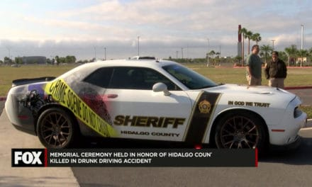 Memorial Ceremony Held in Honor of Hidalgo County Dispatcher