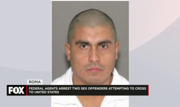 Federal Agents Arrest Two Sex offenders Trying to Cross into the United States